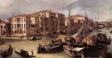 Není kanál jako Canal aneb Když Canalleto tvořil své typické benátské veduty